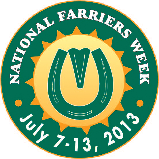 National Farriers Week Logo