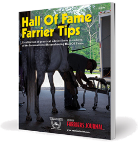 Hall Of Fame Farrier Tips