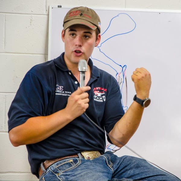 Cody Gregory Ocala Farrier Supply Clinic