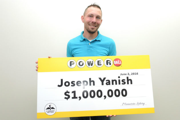 Minnesota farrier wins Powerball