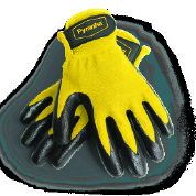 Rub And Scrub Grooming Glove
