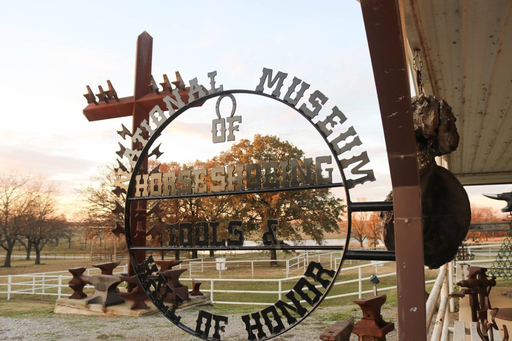 National Museum of Horseshoeing Tools and Hall of Honor
