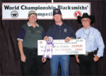 World Champion Blacksmith