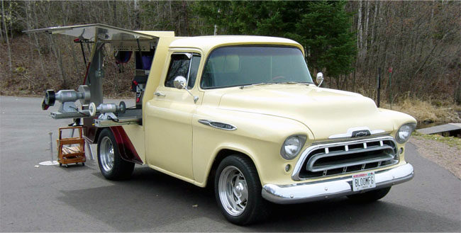 Vintage Trucks Become Eye-Catching Shoeing Rigs | American ...