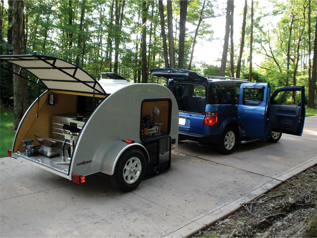 small trailer big savings american farriers journal. Black Bedroom Furniture Sets. Home Design Ideas