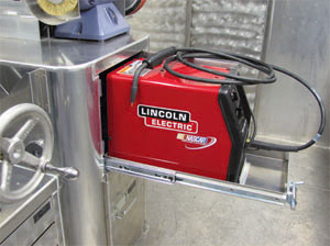 Welding from your Rig | American Farriers Journal