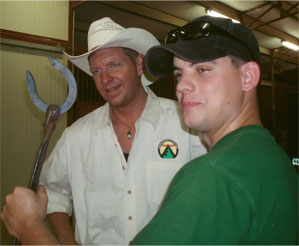 Colorado Farrier Program Reaches Out To Wounded Warriors