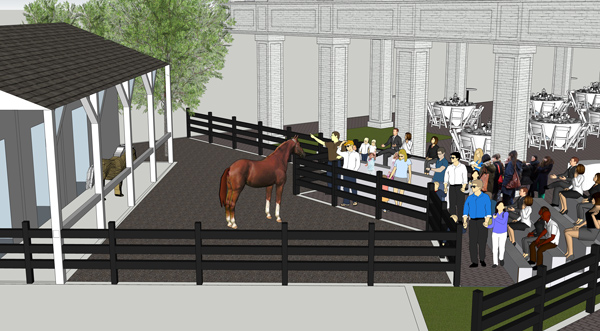 Kentucky derby museum stable