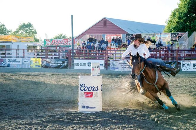 What Does A Barrel Horse Need To Succeed?