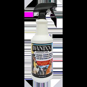Banixx Horse & Pet CareAnti-bacterial/Anti-fungal Spray
