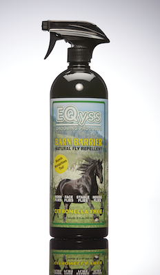 EQyss Barn Barrier Natural Fly & Mosquito Spray