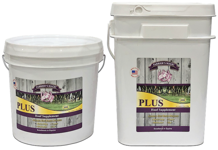 Farriers Magic Farriers Magic PLUS Hoof Horse Supplement.png_0820 copy