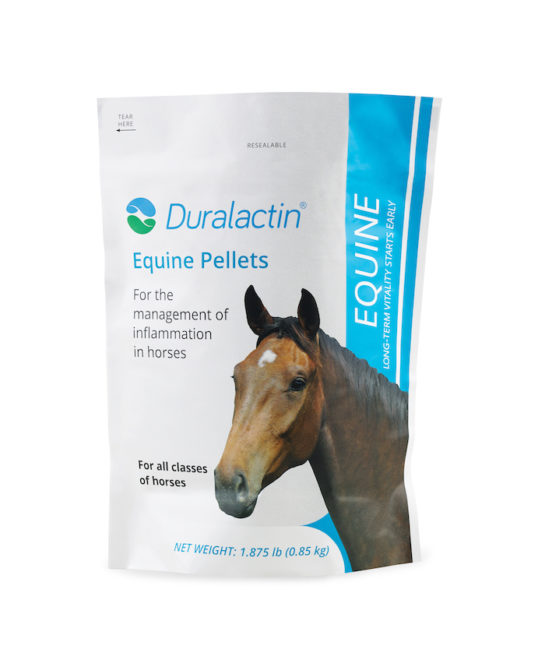 Pegasus Laboratories/PRN Pharmacal Duralactin Equine Joint Plus Pellets_0820 copy