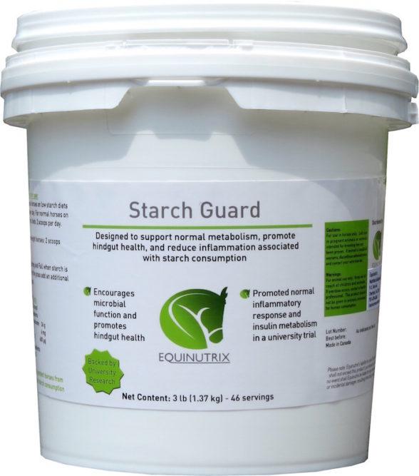 Equinutrix Nutrition Solutions Starch Guard Supplement_0219 copy