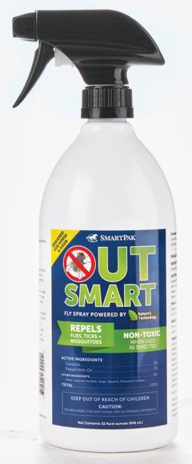 SmartPak OutSmart Fly Spray_0220 copy