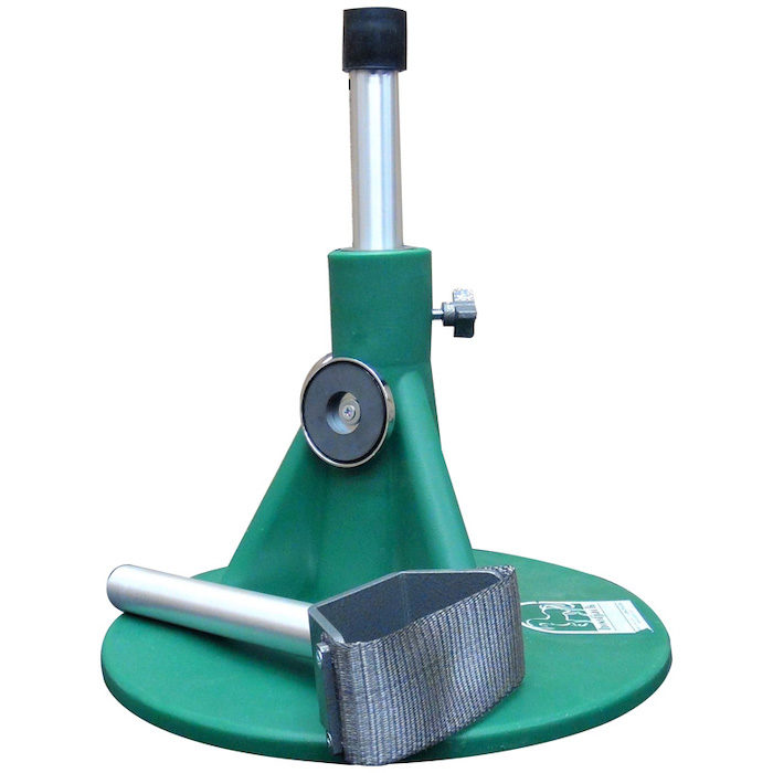 Farrier Product Distribution Inc. Hoofjack Standard Base with Post and Cradle_0221