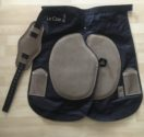 Precision Farrier Tools Cordura/Leather Padded Farrier Apron_0320 copy