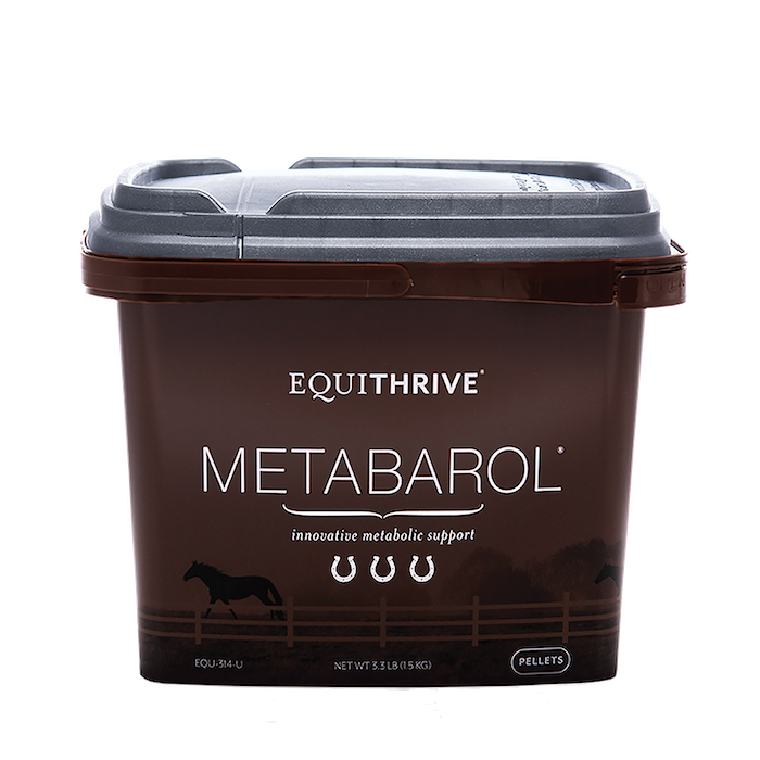 Thrive Animal Health Equithrive Metabarol Pellets_0320 copy