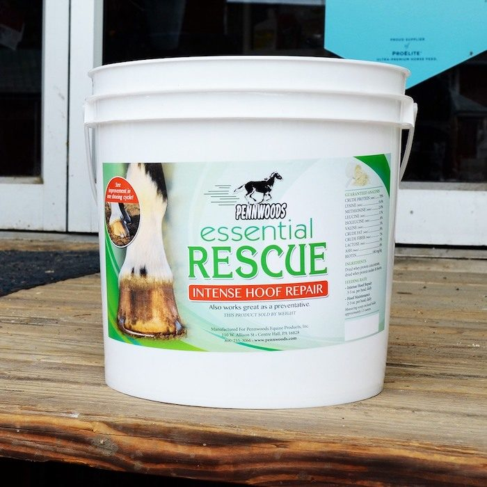 essentrescuePNWD.Pennwoods Equine Products Essential Rescue Hoof Repair_0320 copy