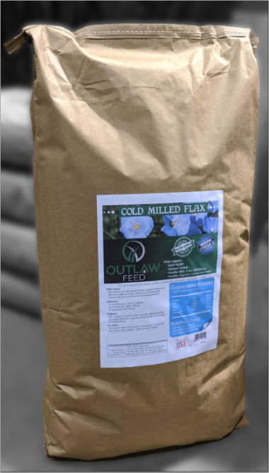 Outlaw Feed LLC Cold Milled Flax_0319 copy