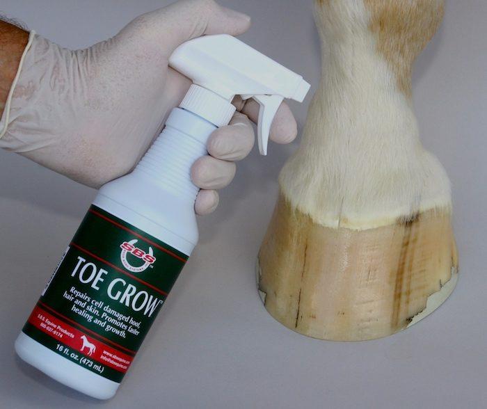 SBS Equine Toe Grow Spray_0819 copy