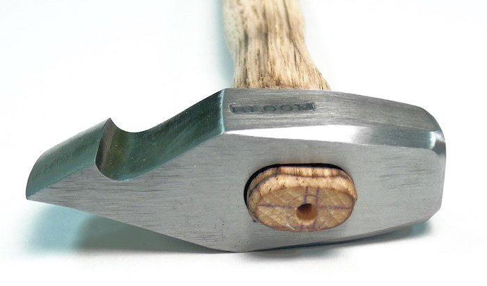 farrier product dist.Bloom Forge Wood Handled Draft Creaser_1218