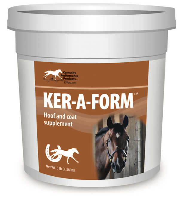 Kentucky Performance Products LLC Ker-A-Form Hoof and Coat Supplement_0318 copy