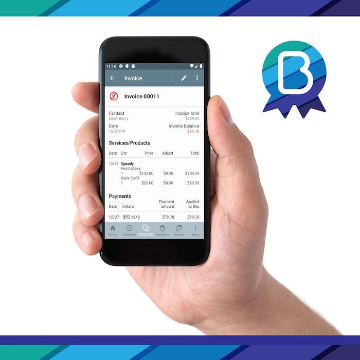 Best Mobile Professional LLC Best Farrier Business Management App_0421 copy