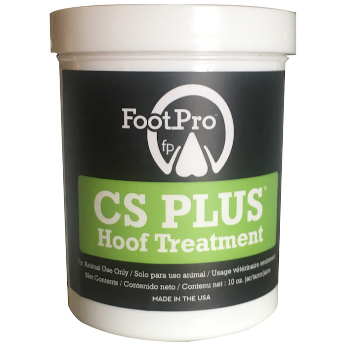 Farrier Product Distribution FootPro CS Plus Hoof Treatment_1118 copy