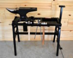 NC Anvil Stand with Vise_1118