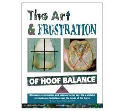 Art and Frustration Of Hoof Balance - Download