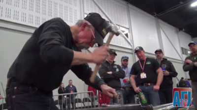 2019 American Farrier's Association Convention Vern Hornquist Memorial Class