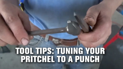 Tool Tips: Tuning Your Pritchel to a Punch