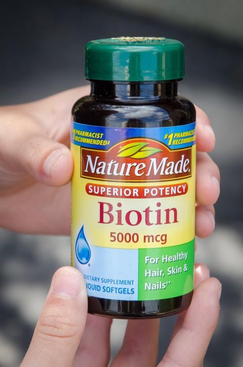 Biotin: Supplement Information From WebMD