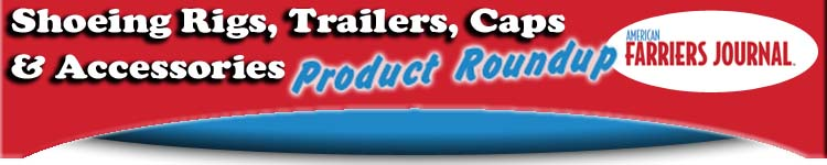Shoeing Rigs, Trailers, Caps and Accessories
