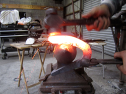 Forging a roadster